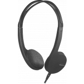 Handsfree Casti Over-Ear Defender Accord 150, Cu microfon, 3.5 mm, Negru, Blister