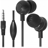 Handsfree Casti In-Ear Defender Pulse 429, Cu microfon, 3.5 mm, 1.1m, Negru, Blister