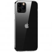 Husa TPU Usams Primary pentru Apple iPhone 12 / Apple iPhone 12 Pro, Transparenta, Blister