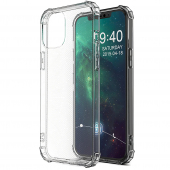 Husa TPU WZK Military Antisoc pentru Apple iPhone 12 Pro Max, Transparenta, Blister