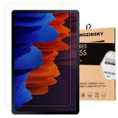 Folie Protectie Ecran WZK pentru Samsung Galaxy Tab S7 T870 / Samsung Galaxy Tab S7 T875, Sticla securizata, 9H, PRO+