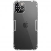 Husa TPU Nillkin Nature pentru Apple iPhone 12 Pro Max, Transparenta