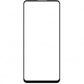 Folie Protectie Ecran Blueline pentru Samsung Galaxy S20 FE G780 / Samsung Galaxy S20 FE 5G G781, Sticla securizata, Full Face, Full Glue, Neagra