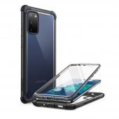 Husa Plastic - TPU Supcase Iblsn Ares pentru Samsung Galaxy S20 FE G780, Full Cover, Neagra, Blister