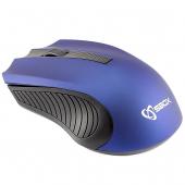 Mouse Wireless SBOX WM-373BL, 3D optic, 800 DPI, Albastru PMS00388