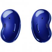 Handsfree Casti Bluetooth Samsung Buds Live, SinglePoint, Albastru (Mystic Blue) SM-R180NZBAEUE