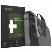 Rama Protectie HOFI Camera spate pentru Apple iPhone 12 mini, Neagra