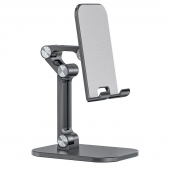 Suport Birou Tech-Protect Z3, pentru Telefon si Tableta, Argintiu, Blister