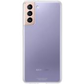 Husa TPU Samsung Galaxy S21+ 5G, Palette, Transparenta EF-QG996TTEGWW