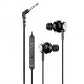Handsfree Casti In-Ear Lenovo QF310, Cu microfon, 3.5 mm, Negru