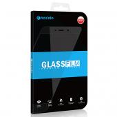 Folie Protectie Ecran Mocolo pentru Samsung Galaxy A02s A025F, Sticla securizata, Full Face, 0.3mm, 9H, 2.5D, Neagra