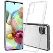 Husa TPU Nevox pentru Samsung Galaxy A52, StyleShell Flex, Transparenta