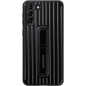 Husa Plastic Samsung Galaxy S21+ 5G, Protective Standing Cover, Neagra, Blister EF-RG996CBEGWW