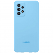 Husa TPU Samsung Galaxy A52, Bleu EF-PA525TLEGWW
