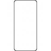 Folie Protectie Ecran OEM pentru Samsung Galaxy S21 5G, 5D, Sticla securizata, Full Face, Full Glue, Neagra