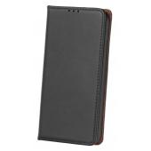 Husa Piele OEM Smart Pro pentru Samsung Galaxy A32 5G A326, Neagra