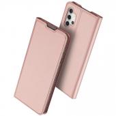 Husa Poliuretan DUX DUCIS Skin Pro pentru Samsung Galaxy A32 5G A326, Roz Aurie