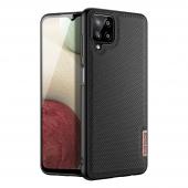 Husa Plastic - TPU DUX DUCIS Fino pentru Samsung Galaxy A12 A125, Neagra