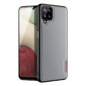 Husa Plastic - TPU DUX DUCIS Fino pentru Samsung Galaxy A12 A125, Albastra