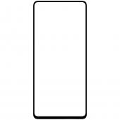 Folie Protectie Ecran OEM pentru Samsung Galaxy A72 4G / Samsung Galaxy A72 5G A725, Sticla securizata, Full Face, Full Glue, 9D