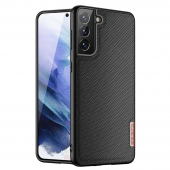 Husa Plastic - TPU DUX DUCIS Fino pentru Samsung Galaxy S21 5G, Neagra