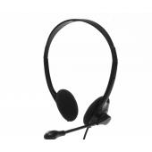 Casti Calculator Tellur Basic PCH1, On Ear, Cu microfon, USB, Negre TLL491141