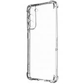 Husa TPU Tactical Antisoc pentru Samsung Galaxy S21+ 5G, Transparenta
