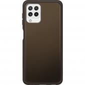 Husa TPU Samsung Galaxy A22 LTE, Neagra EF-QA225TBEGEU