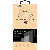Folie Protectie Ecran Kisswill pentru Samsung Galaxy A52 A525, Sticla securizata, 2.5D, 0.3mm