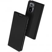 Husa Poliuretan DUX DUCIS Skin Pro pentru Xiaomi Redmi Note 10 / Xiaomi Redmi Note 10S, Neagra
