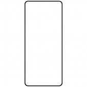Folie Protectie Ecran OEM pentru Samsung Galaxy A52 A525 / Samsung Galaxy A52 5G, Sticla securizata, Full Face, Full Glue, 10D, Neagra