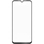 Folie Protectie Ecran OEM pentru Samsung Galaxy A20e, Sticla securizata, Full Face, Full Glue, 5D, Neagra