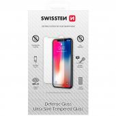 Folie Protectie Ecran Swissten pentru Apple iPhone 12 / Apple iPhone 12 Pro, Sticla securizata, Full Glue, 0.3mm, 2.5D, 9H