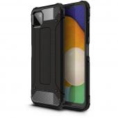 Husa TPU Tech-Protect XARMOR pentru Samsung Galaxy A22 5G, Neagra