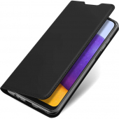 Husa Poliuretan DUX DUCIS Skin Pro pentru Samsung Galaxy A22 5G, Neagra