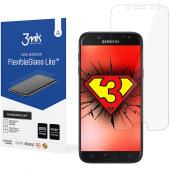 Folie Protectie Ecran 3MK FlexibleGlass Lite pentru Samsung Galaxy J5 (2017) J530, Sticla Flexibila, 0.16mm