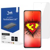 Folie Protectie Ecran 3MK FlexibleGlass Lite pentru Xiaomi Poco X3, Sticla Flexibila, 0.16mm