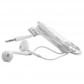Handsfree Casti In-Ear Allview, Cu microfon, 3.5 mm, Alb