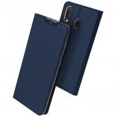 Husa Poliuretan DUX DUCIS Skin Pro pentru Samsung Galaxy A40 A405, Bleumarin