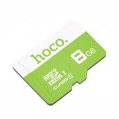 Card Memorie MicroSDHC HOCO, 8Gb, Clasa 10 / UHS-1 U1
