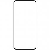 Folie Protectie Ecran OEM pentru Oppo A74, Sticla securizata, Full Face, Full Glue, 6D, Neagra