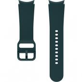 Curea Ceas Samsung Galaxy Watch4 / Samsung Galaxy Watch4 Classic, Sport Band, S/M, 20mm, Verde ET-SFR86SGEGEU