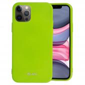 Husa TPU Goospery Jelly pentru Apple iPhone 7 / Apple iPhone 8 / Apple iPhone SE (2020), Vernil