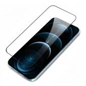 Folie Protectie Ecran X-One Sapphire Series pentru Apple iPhone 13 Pro Max, Sticla securizata, Full Face, Full Glue, Extra Hard, 0.3mm 9H