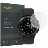 Folie Protectie Ecran HOFI pentru Samsung Galaxy Watch4 Classic 42mm, Sticla Flexibila