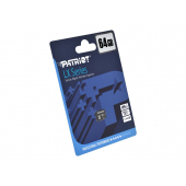 Card Memorie MicroSDHC Patriot LX Series, 64Gb, Clasa 10 / UHS-1 U1 PSF64GMDC10