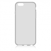 Husa silicon TPU Apple iPhone 6 Slim transparenta