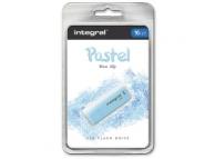 Memorie externa Integral Pastel Blue Sky 16Gb Blister