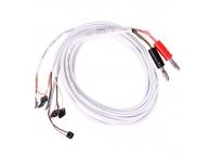 Cablu alimentare placa telefon cu conectori Apple Kaisi Power Line