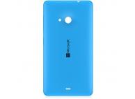 Capac baterie Microsoft Lumia 535 albastru